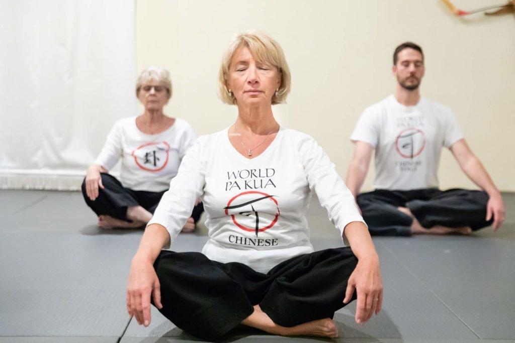 Chinese Yoga, Chi Kung
