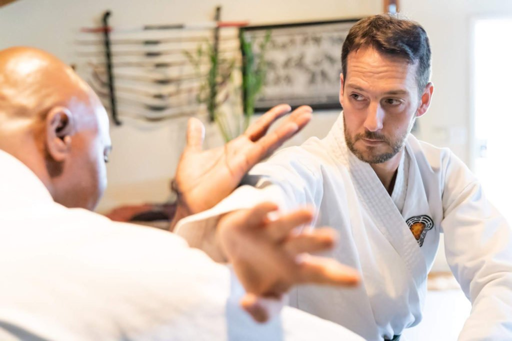 Pa Kua Martial Art